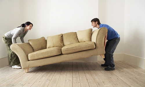 buy furniture for a first home
