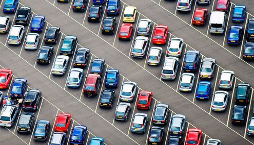 Are you going to go shopping today? Here we give you some tips for parking